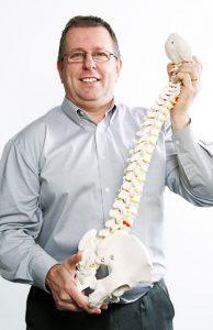 Martin Langford, Skeleton